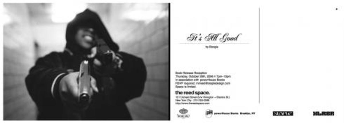 Boogie Book Signing Receiption @ Reed Space - 0