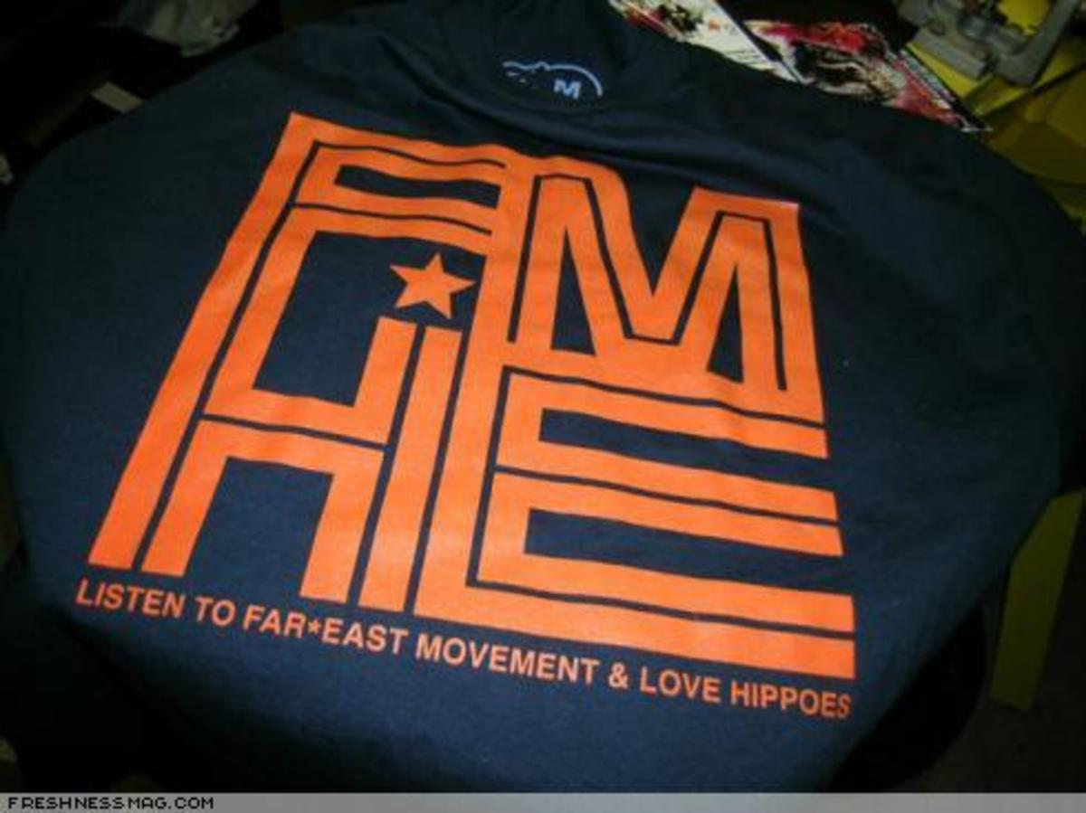 HIPPOE x Far-East Movement - 0