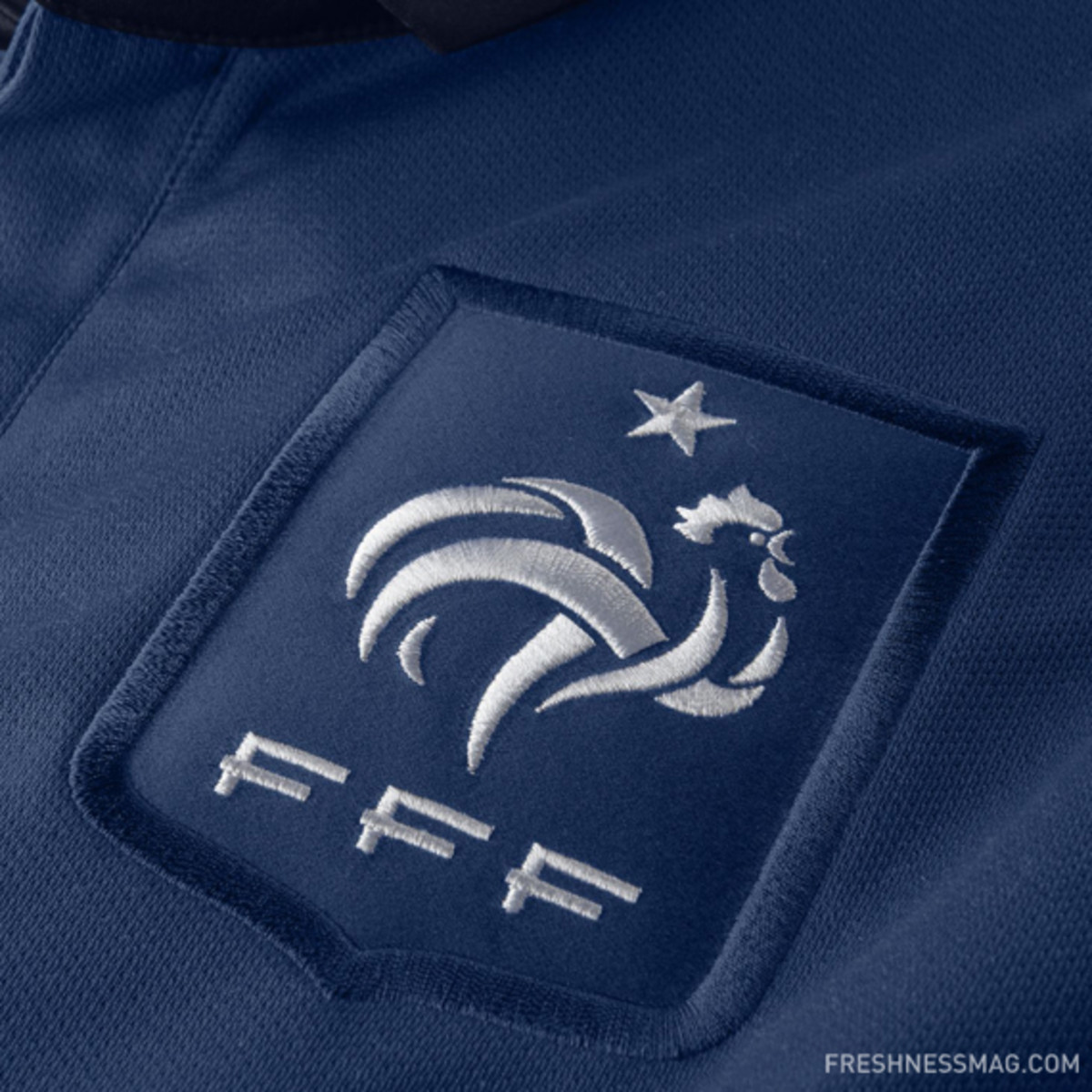 Nike  2011/2012 French Football Federation Official Home Jersey | Available Now