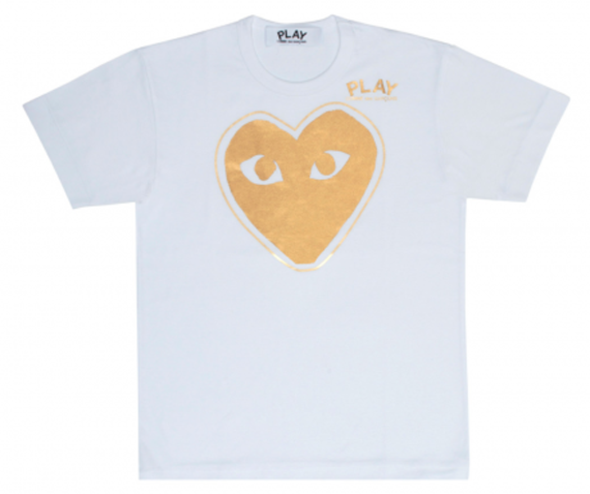 Play T-Shirt White 4