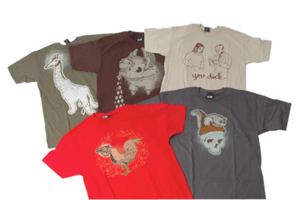 New Collection of T-Shirts by Jeremy Fish - 0