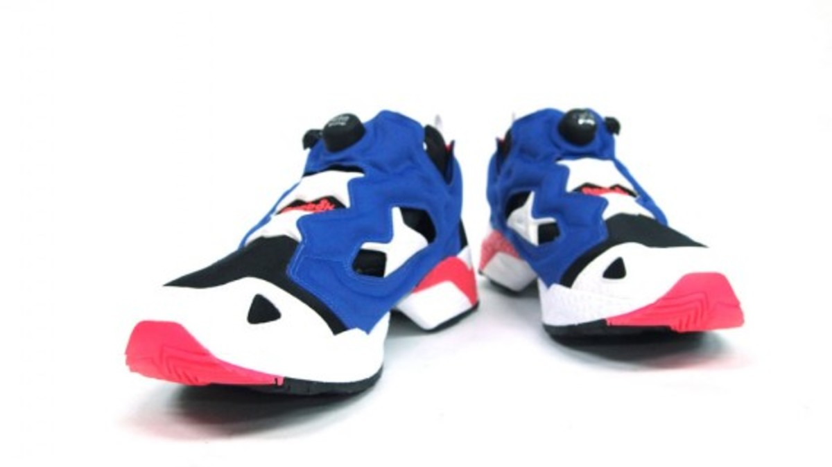 Insta Pump Fury Tricolore