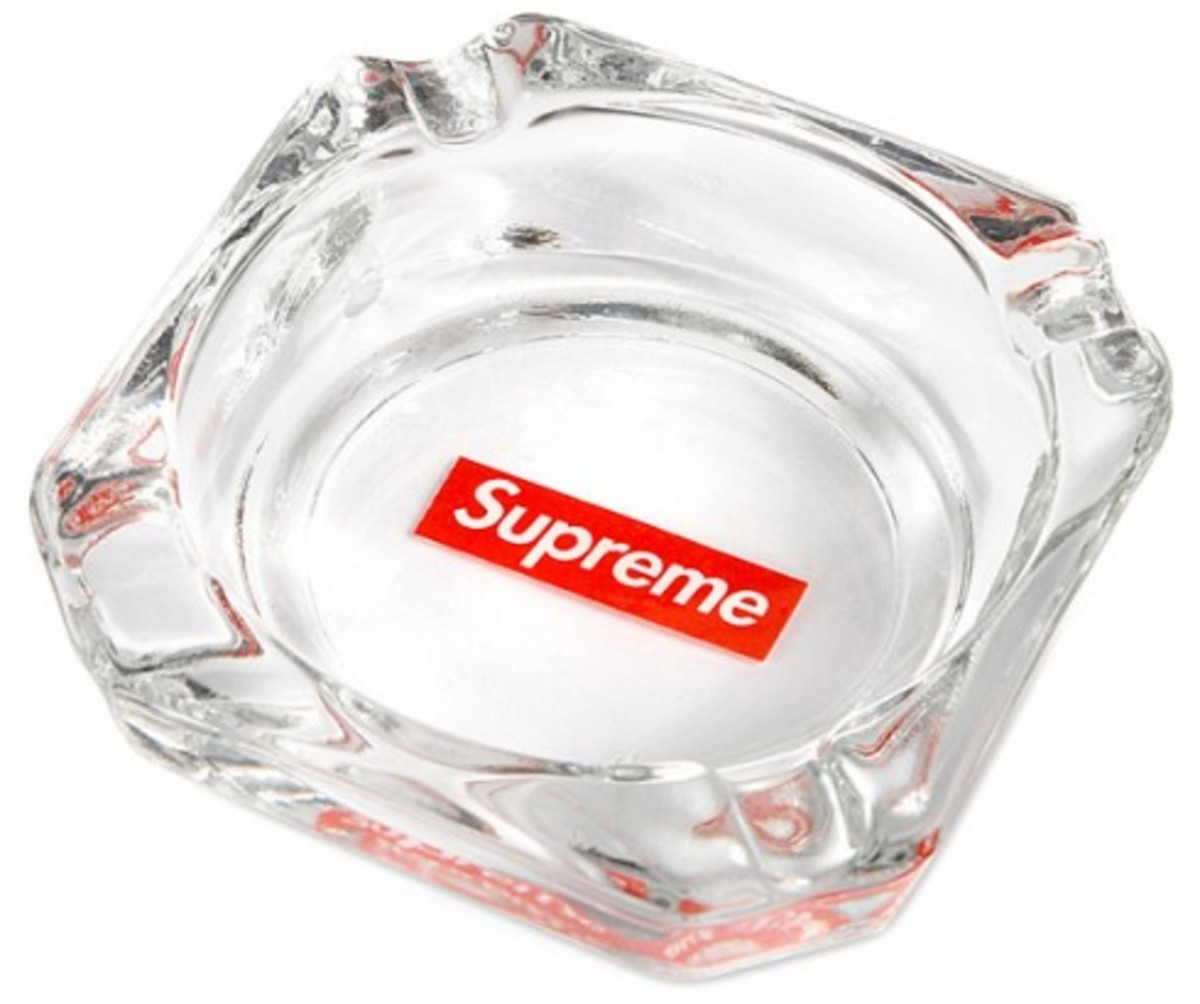 Supreme - Glass Ashtray