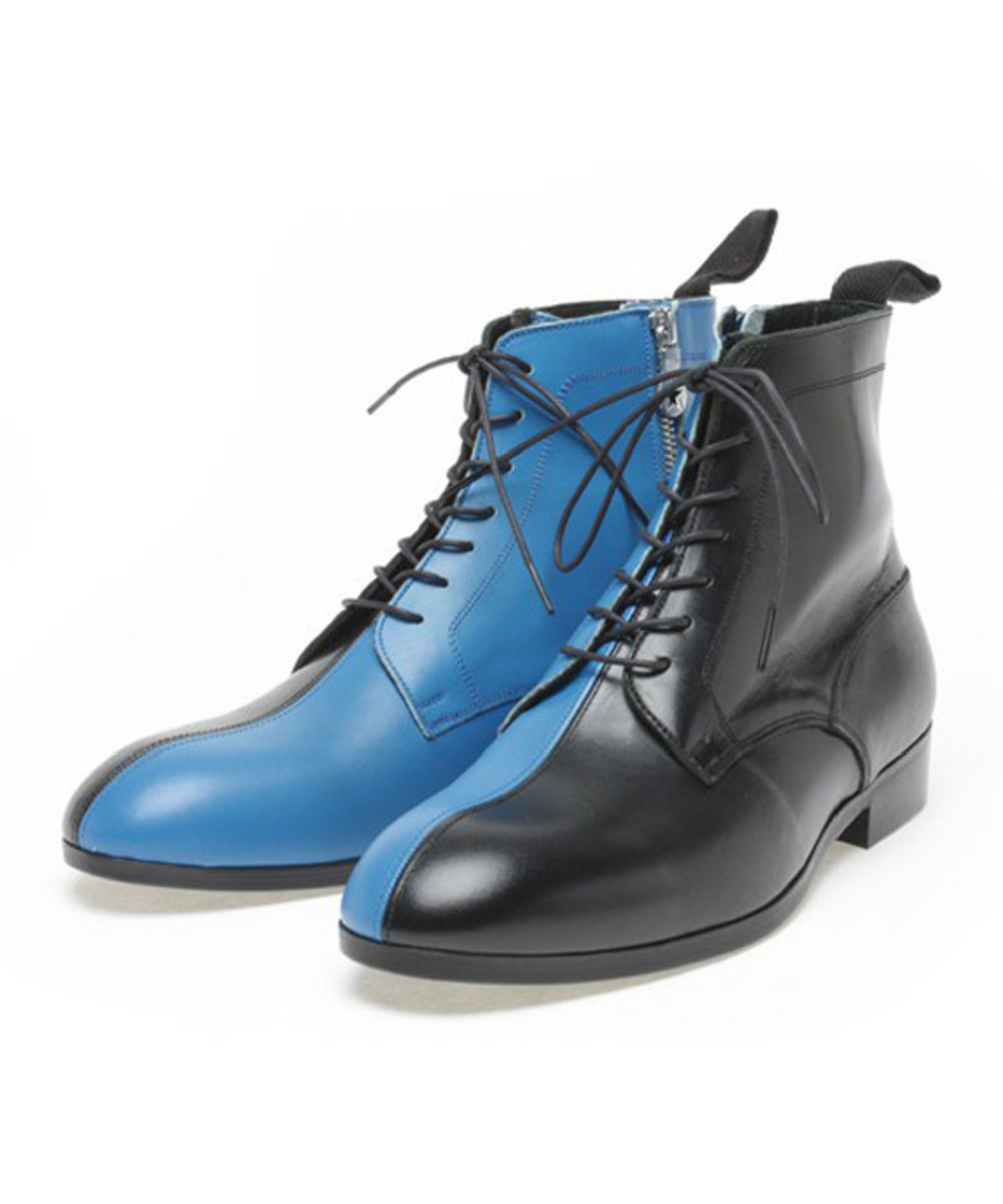 2 Tone Boots 2