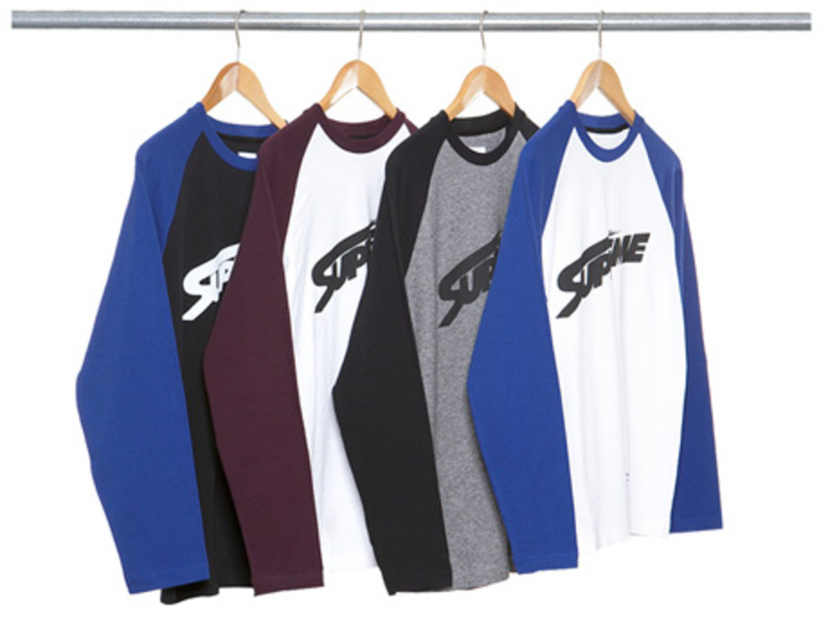 Supreme - Fall/Winter 2008 - T-Shirts + Knits - 6