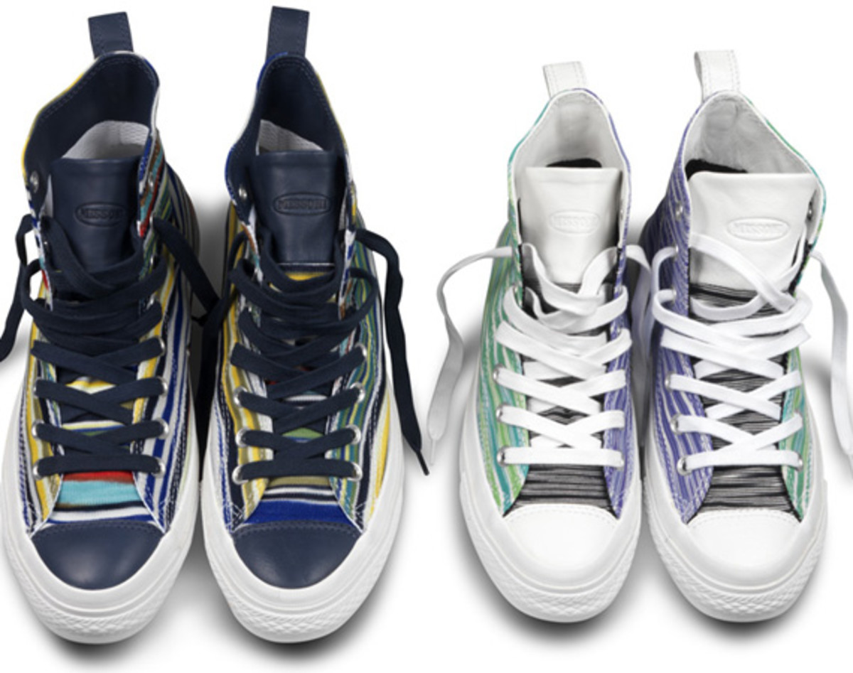 MISSONI FOR CONVERSE CHUCK TAYLOR ALL STAR 3