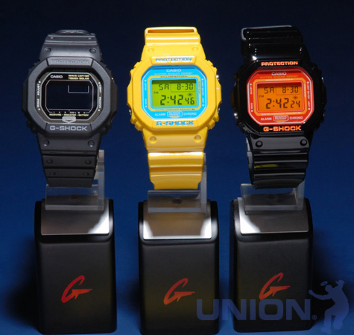 UNION NY - Now Carrying Casio G-Shock Japan - 2