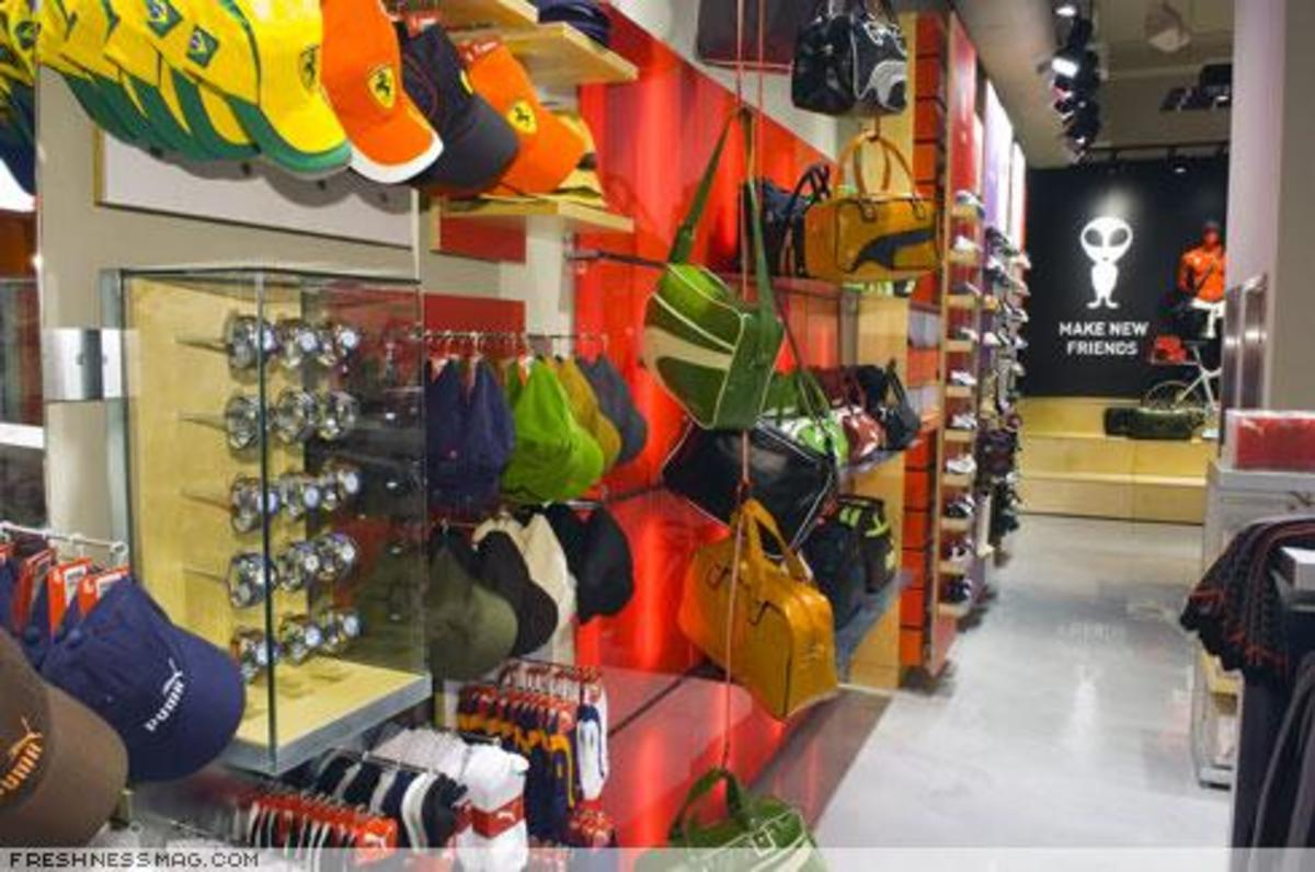 Freshness Feature: The PUMA Store - Union Square - 4