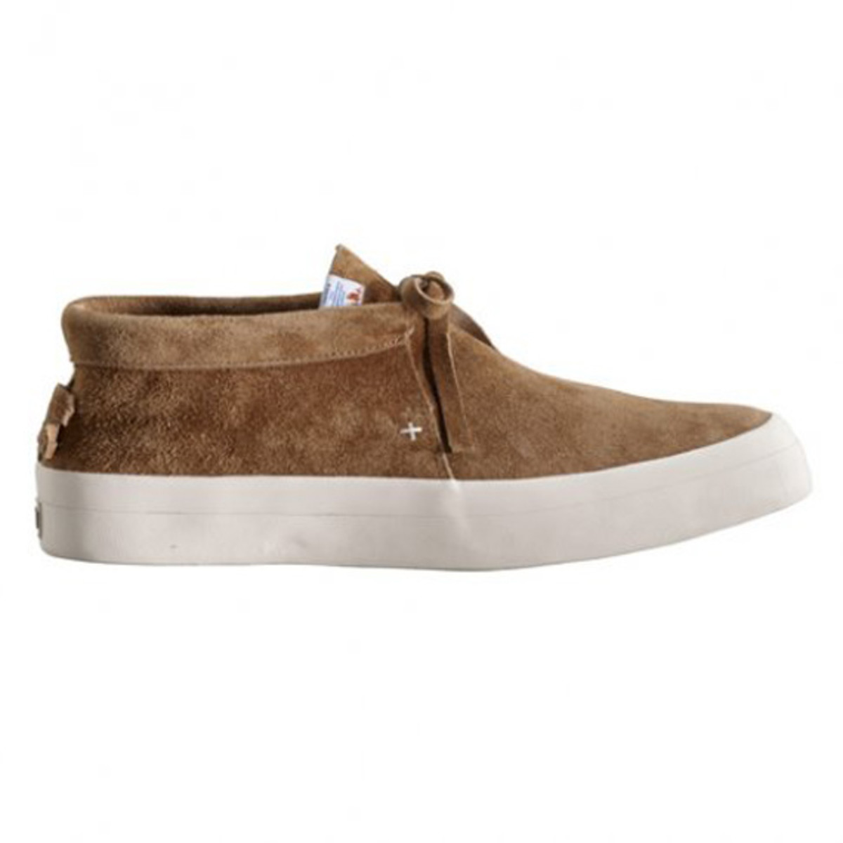 Flynt Lo Suede Light Brown