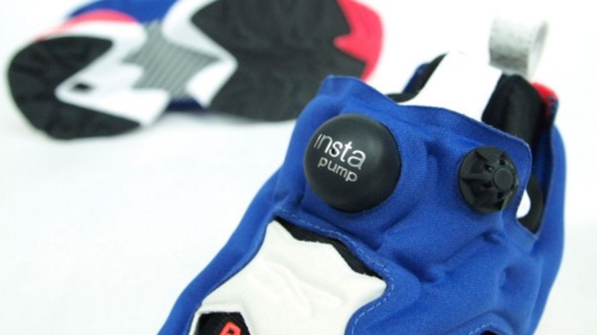 Insta Pump Fury Tricolore 5