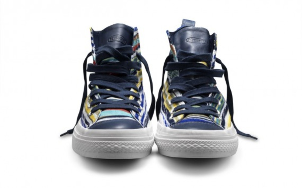 MISSONI FOR CONVERSE CHUCK TAYLOR ALL STAR
