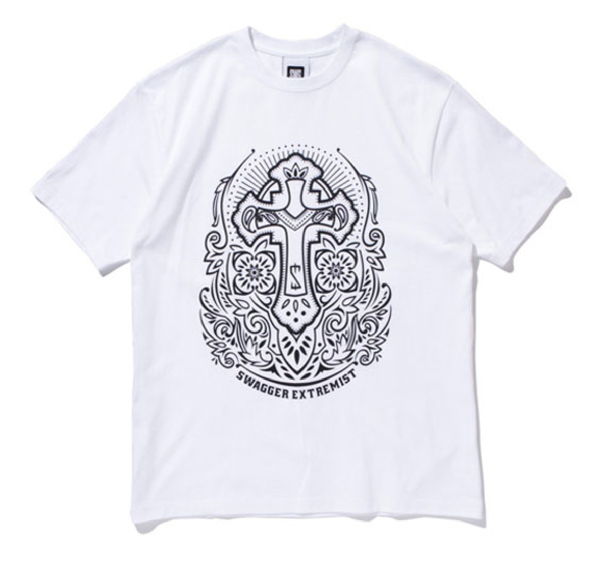 Rosary T-Shirt White