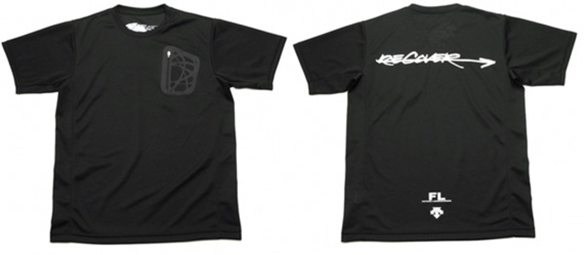 Recover Half Sleeve T-Shirt 2
