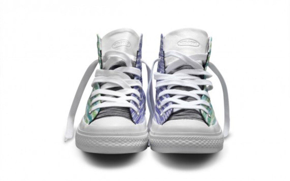 MISSONI FOR CONVERSE CHUCK TAYLOR ALL STAR 2