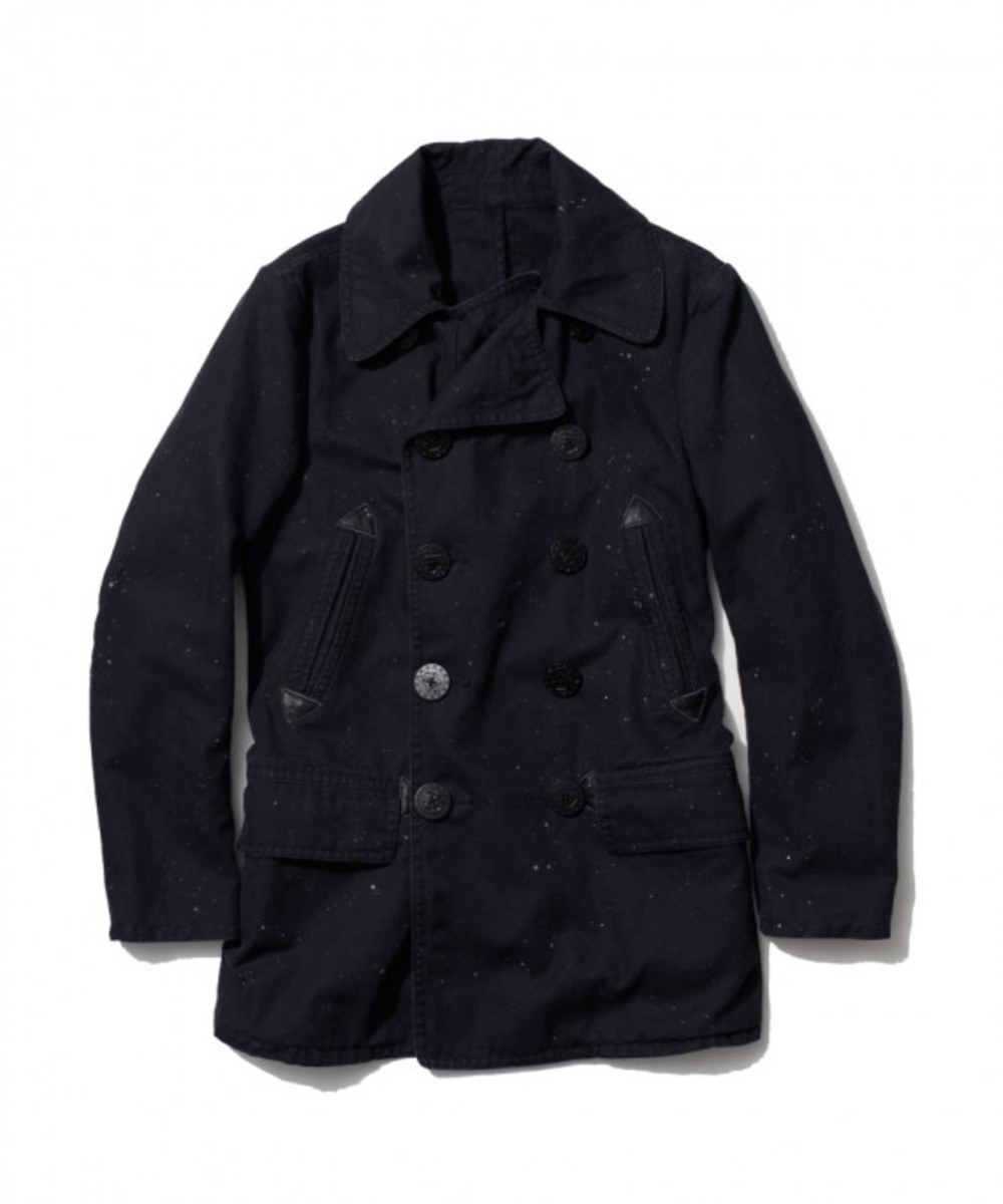 Damaged Pea Coat