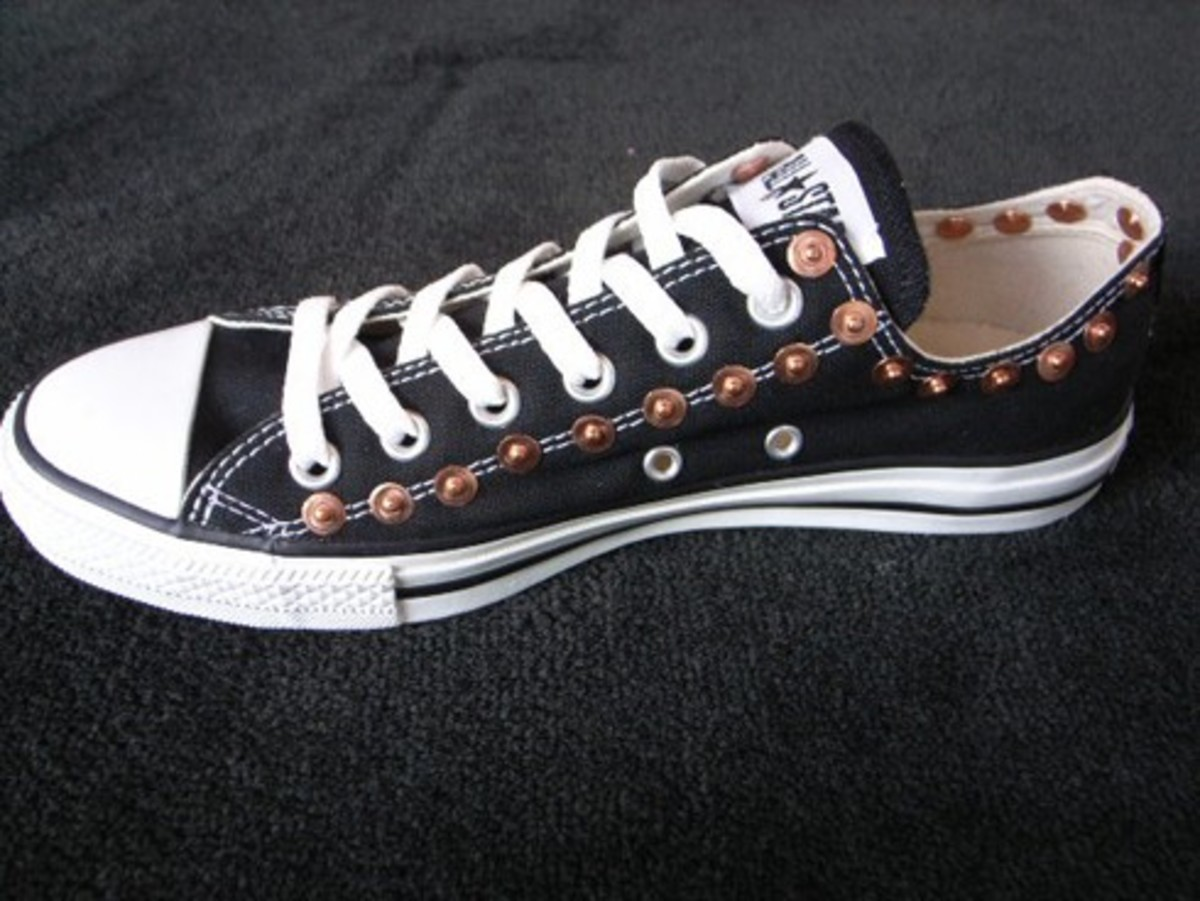 Sonic Lab - Studded Converse Chuck Taylor All Star