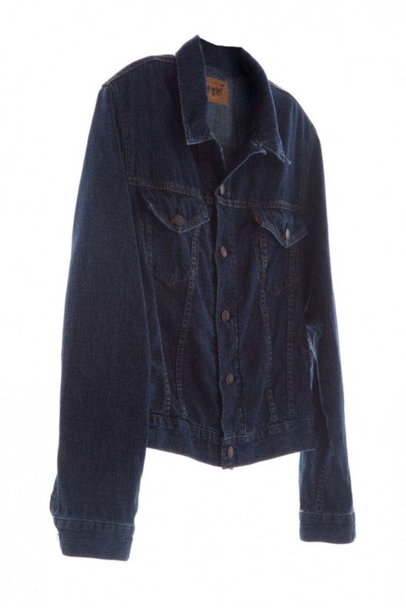 Levi's Chambray by Opening Ceremony_Men's_TruckerJacket_Blue2x1Denim_004