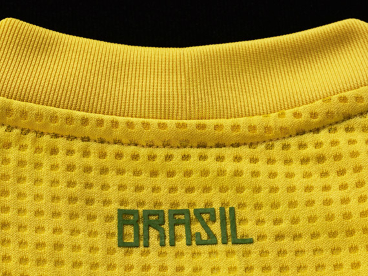 Nike Unveils New Brasil National Team Jersey 13