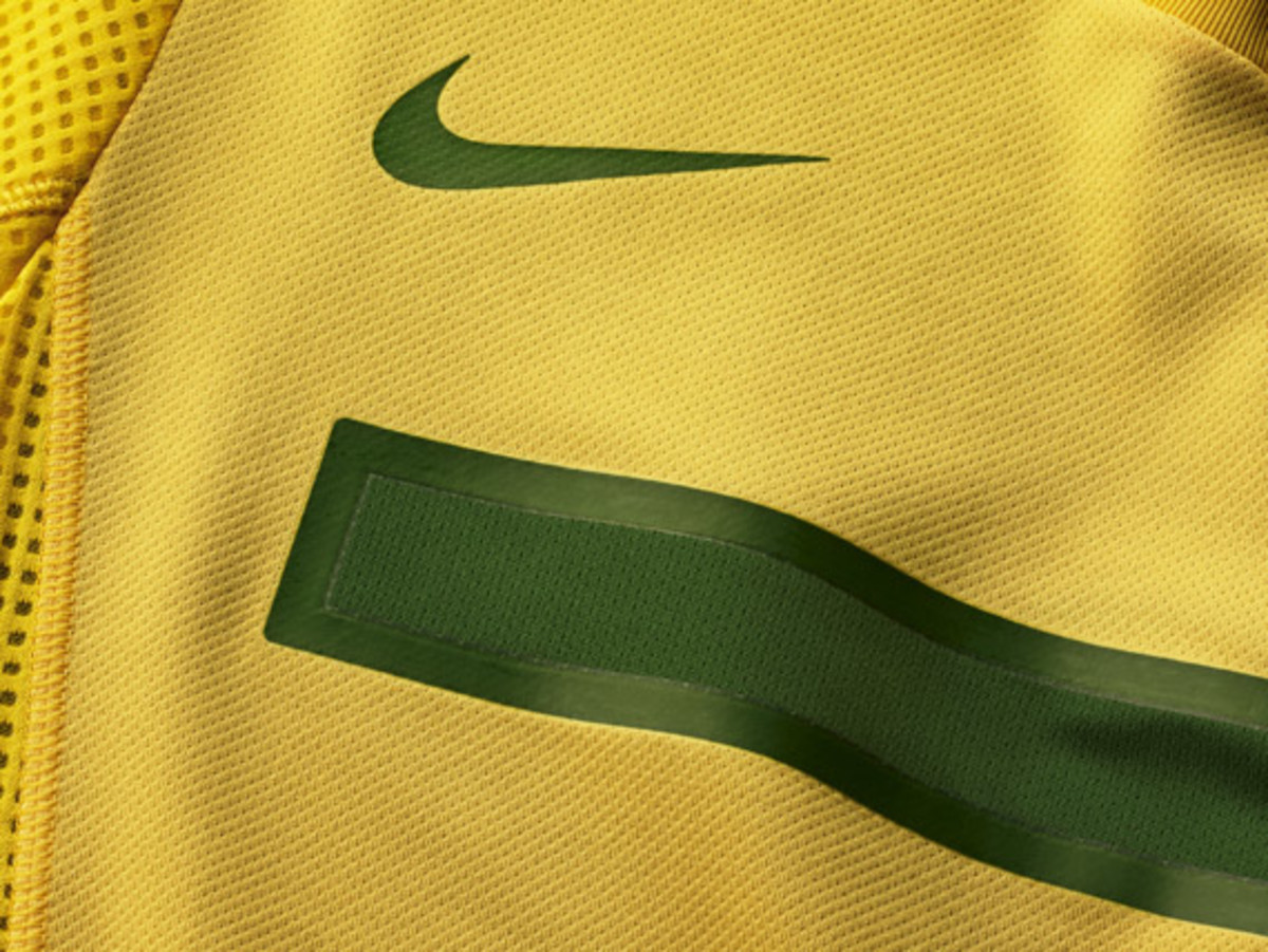 Nike Unveils New Brasil National Team Jersey 6