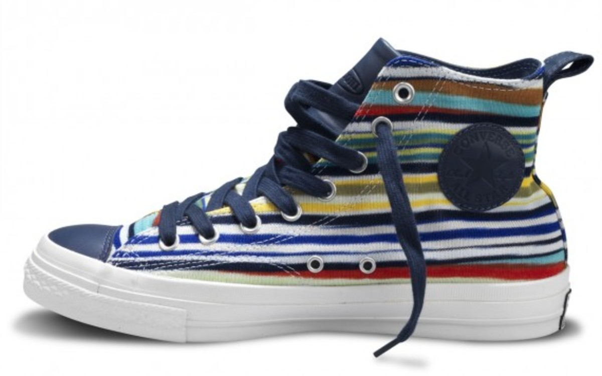MISSONI FOR CONVERSE CHUCK TAYLOR ALL STAR 5