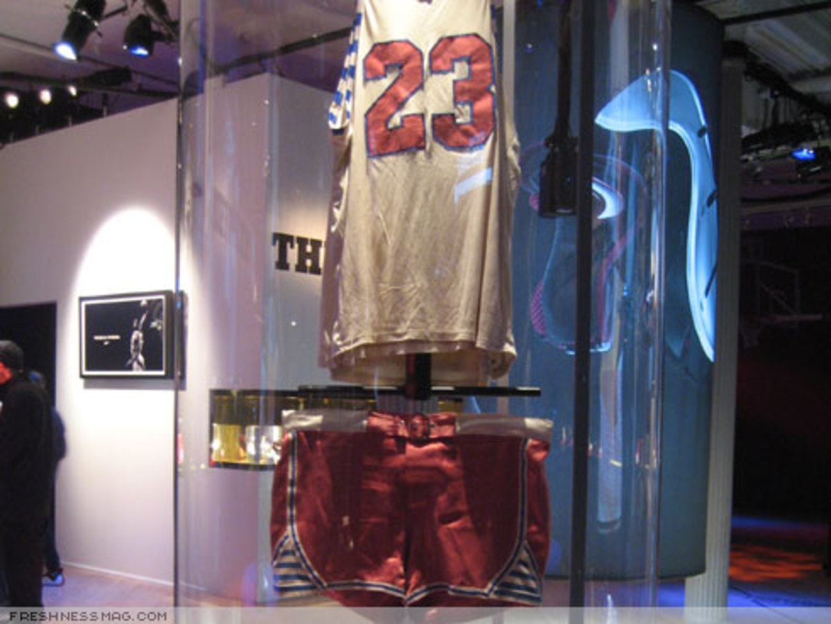 LeBron NYC Pop-Up Store + Exhibition Photos - 7