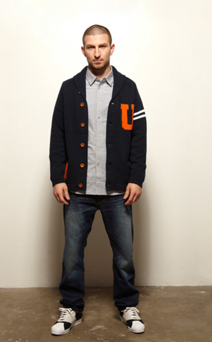 Undefeated Spring 2011 Collection 1