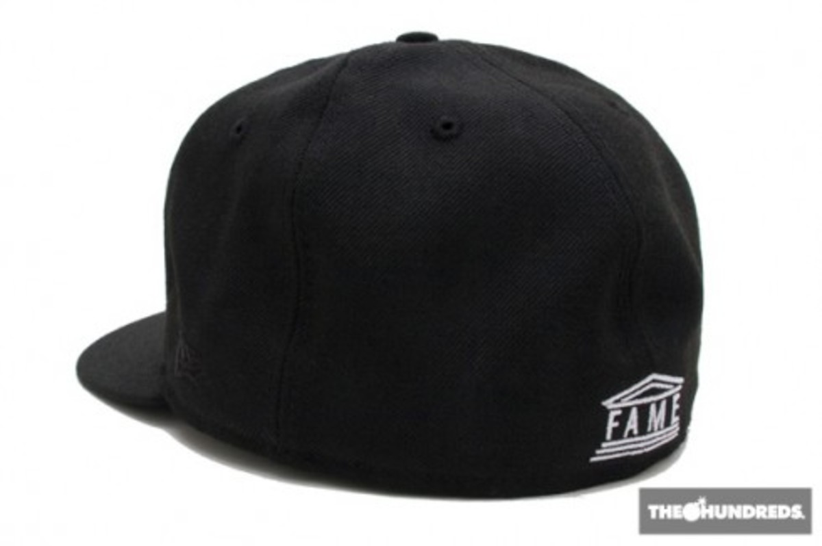 The Hundreds x Hall of Fame - New Era 59FIFTY + T-Shirt - 5