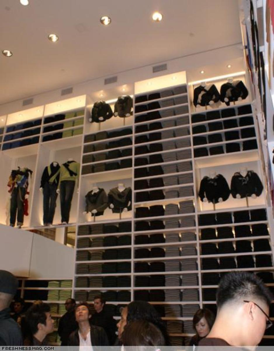 UNIQLO SoHo Flagship - Pre-Opening Party - 2