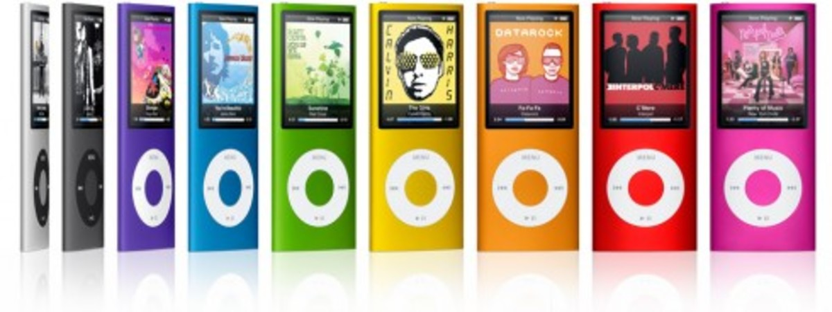 Apple - Next Generation iPod touch, nano, + iTunes 8 - 1
