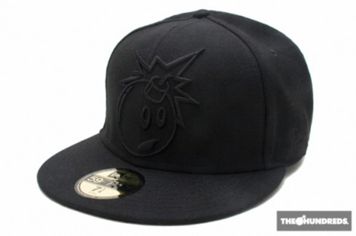 The Hundreds x New Era - Black Adam 59FIFTY - 0