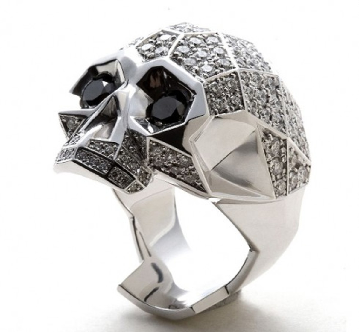 mastermind JAPAN x CORE JEWELS - metaphor Collection Skull Ring