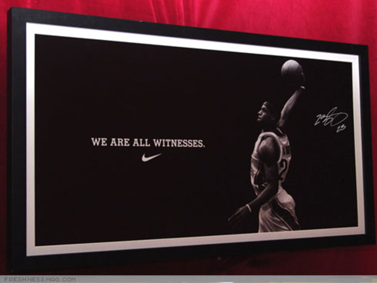 "LeBron ""Funds For Public Schools"" Charity Auctions - 1"
