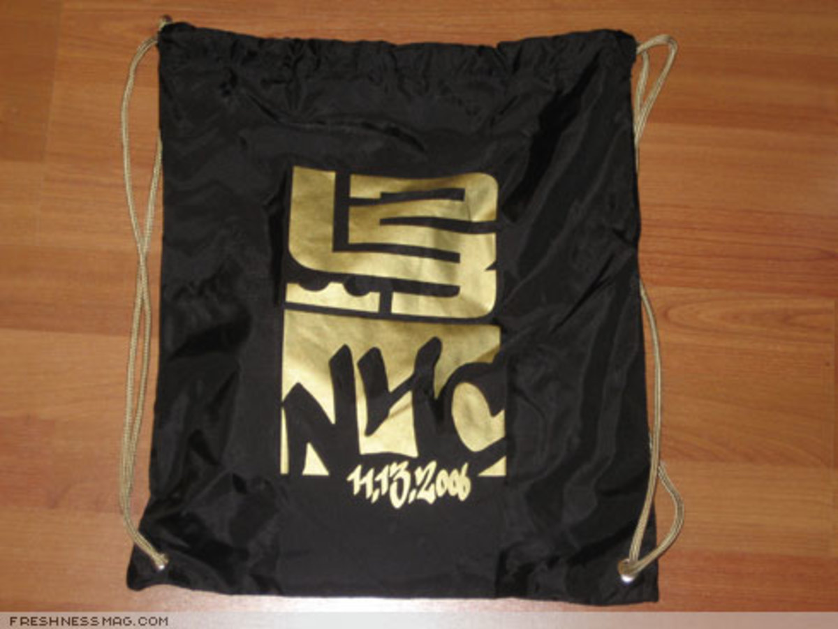 LeBron NYC Pop-Up Store Exclusive Products + Gifts - 1