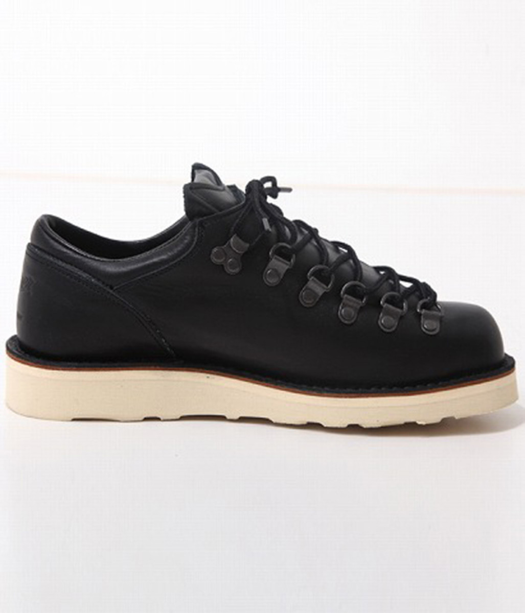 Mt. Ridge Low Black 6