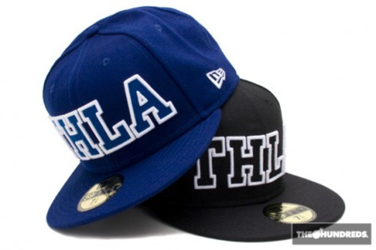 The Hundreds x New Era - UNIVERSITY 59FIFTY Caps - 0