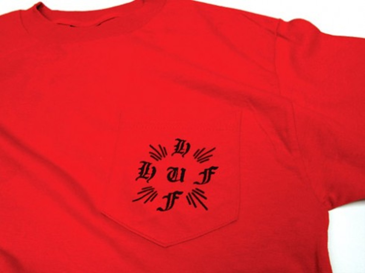 HUF - Fall/Winter 2008 T-Shirt Collection - 3