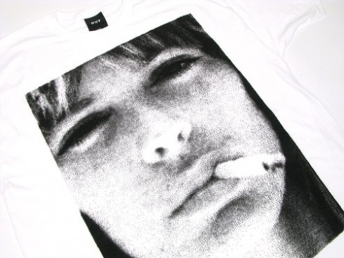 HUF - Fall/Winter 2008 T-Shirt Collection - 0
