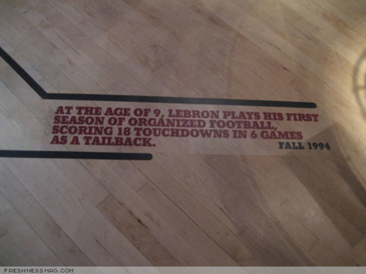 LeBron NYC Pop-Up Store + Exhibition Photos - 11