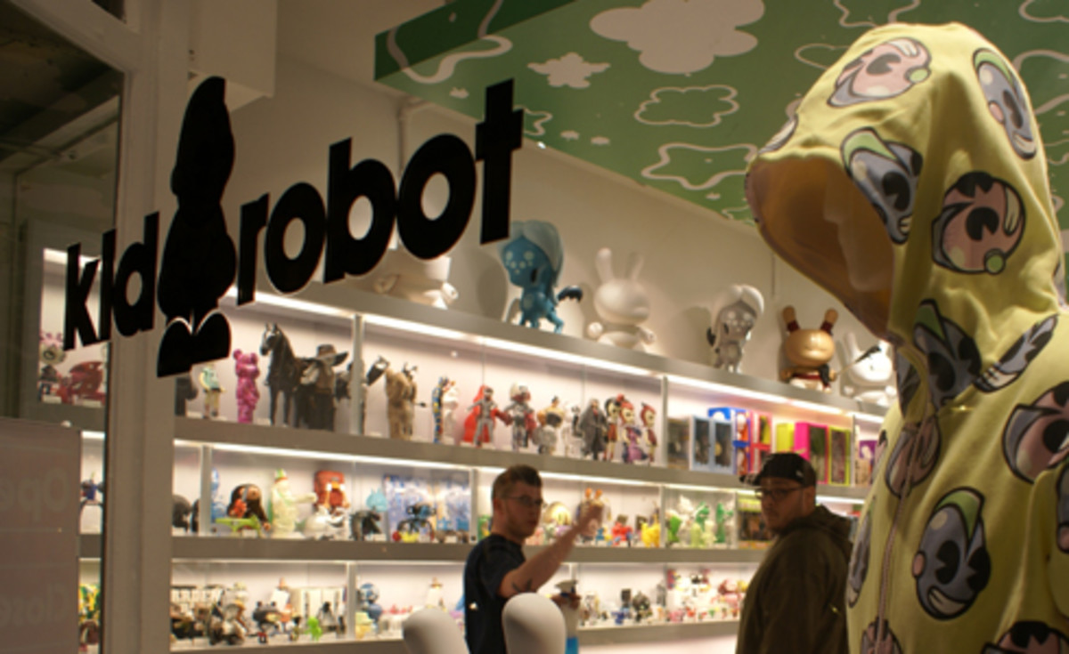 Kidrobot NY - Shop Photos - 0