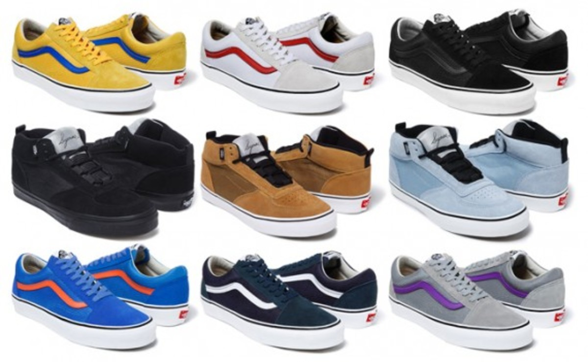 Supreme x VANS Mike Carroll + Old Skool | Release Info