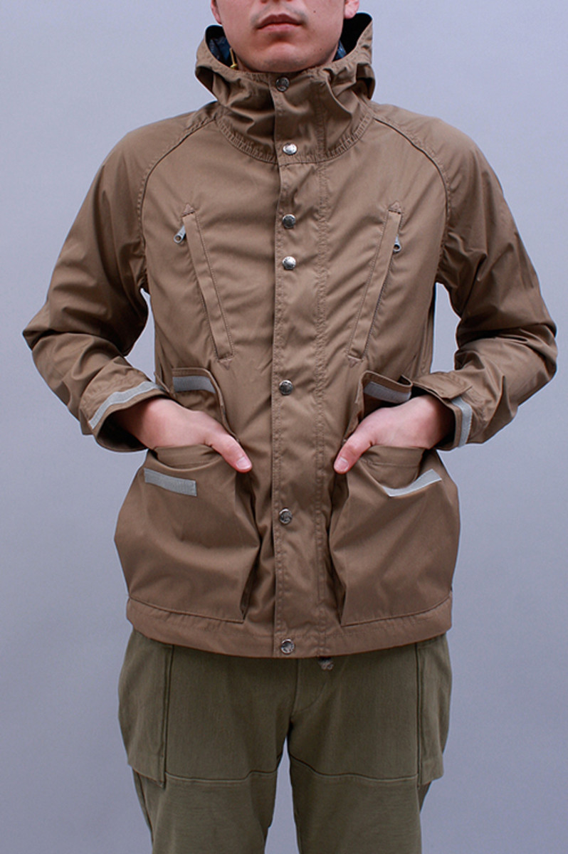 8960be85e The North Face Purple Label - Spring 2011 Jackets - Freshness Mag