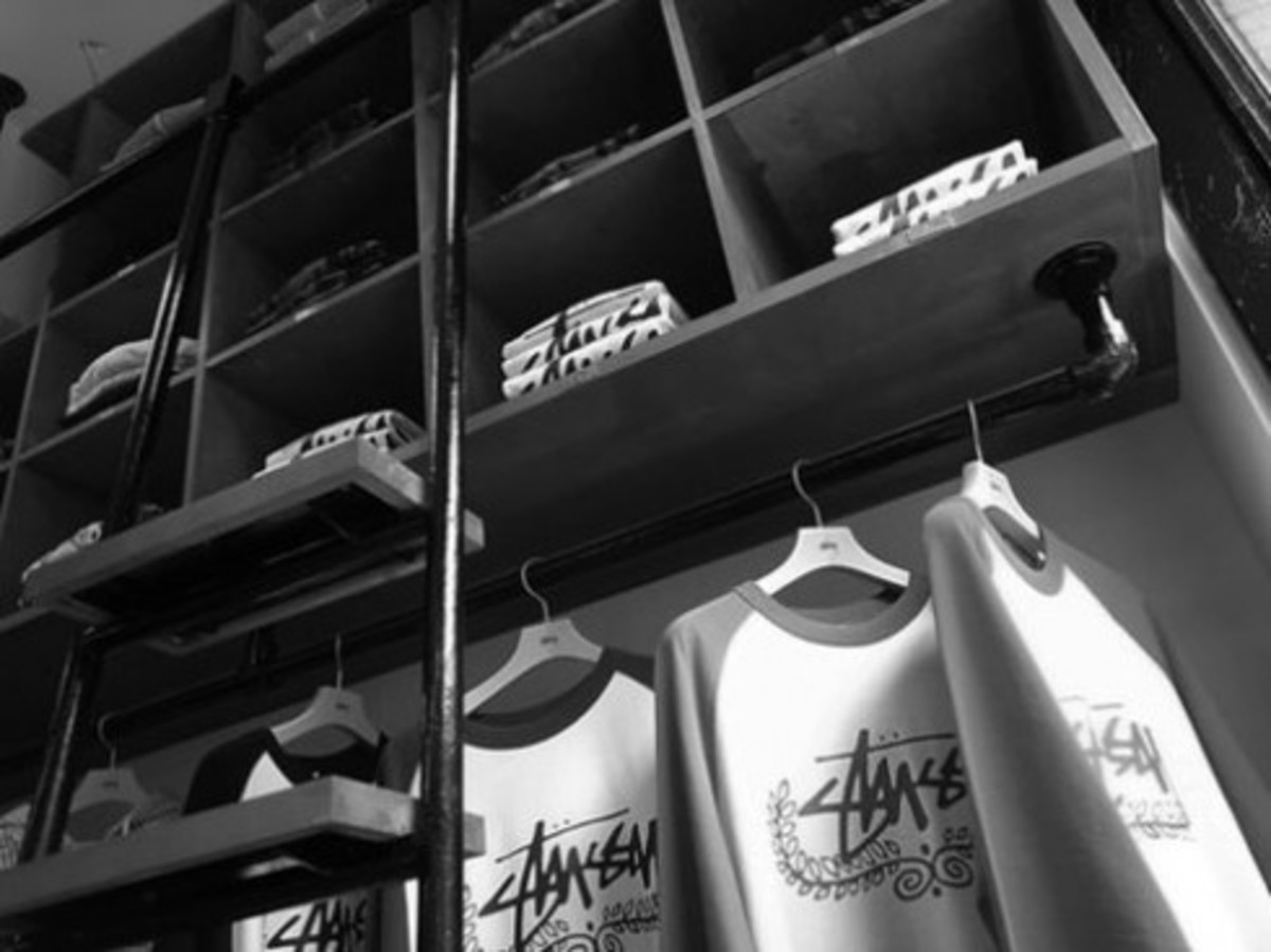 Stussy - Harajuku Chapter Store Preview - 2
