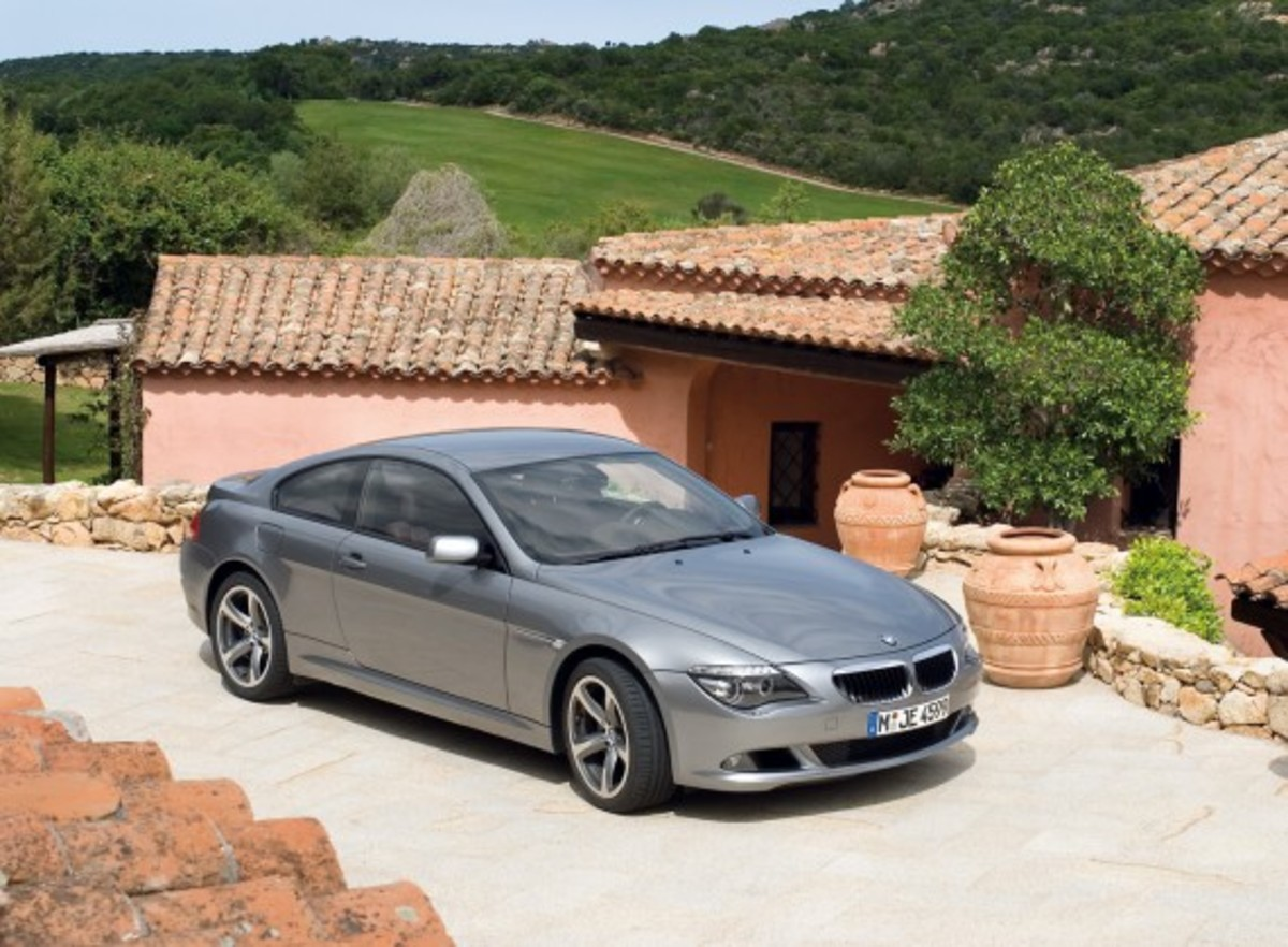 2012 BMW 6 Series Coupe 7