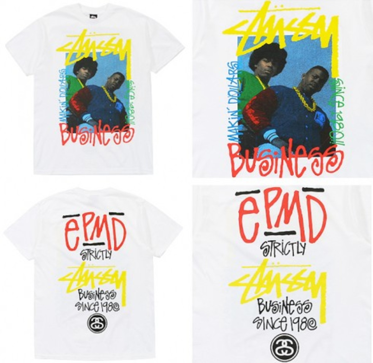Stussy x EMPD - Strictly Business T-Shirt