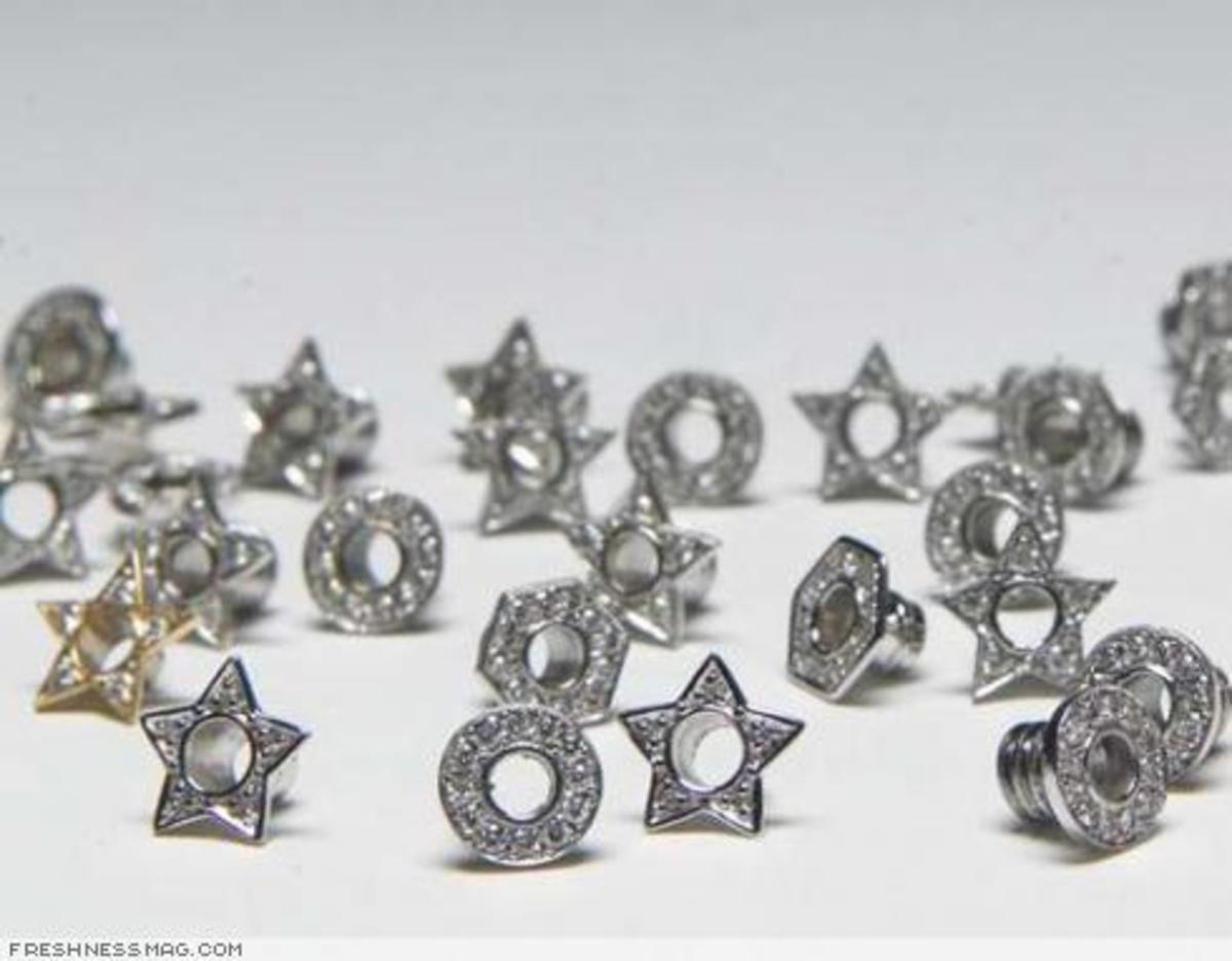 Greedy Genius - Diamond Eyelets - 3