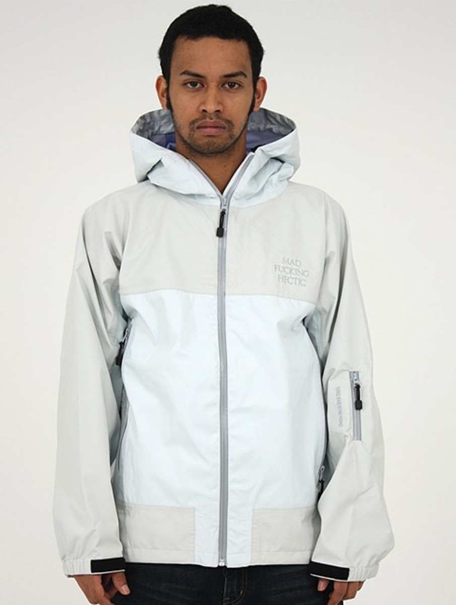HECTIC x BNE - 3 Layer Jacket