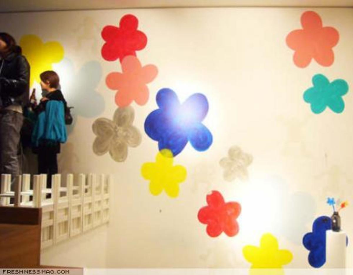 """""""The Flower"""" Exhibition @ Reed Space Tokyo - 3"""