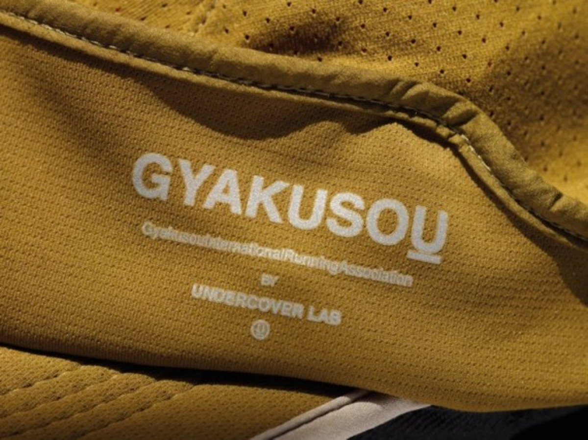 Nike Sportswear X UNDERCOVER Gyakusou Spring_Summer 2011 Collection 4