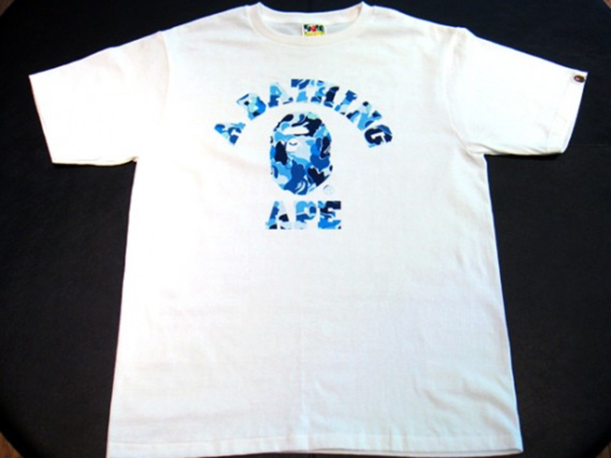 a-bathing-ape-t-shirt-blue