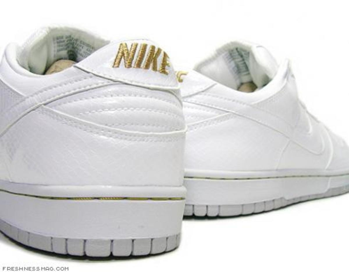Babekubcity x Nike SB 4th Edition - White Snake - 6